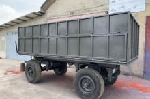 Pronar Ремарке за трактор с чисто нов кош