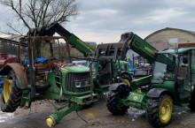 СИ АГРО 2011 ЕООД изкупува трактори John Deere за части