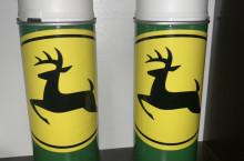 John-Deere Оригинална висококачествена боя John Deere зелена,  Акрилна бързосъхнеща (15мин.)