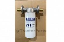 Uniflux Филтър за дизелова колонка пречиства до 30 микрона на изхода