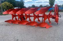 Употребяван плуг KUHN MULTI MASTER с 5 тела