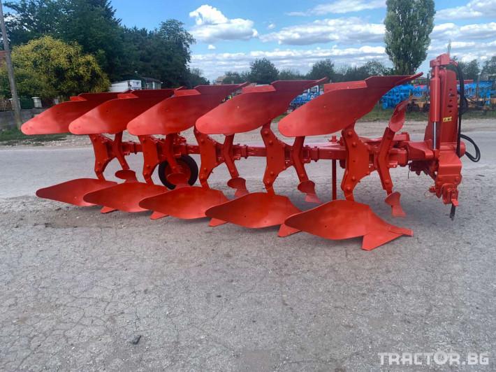 Плугове Употребяван плуг KUHN MULTI MASTER с 5 тела 0 - Трактор БГ