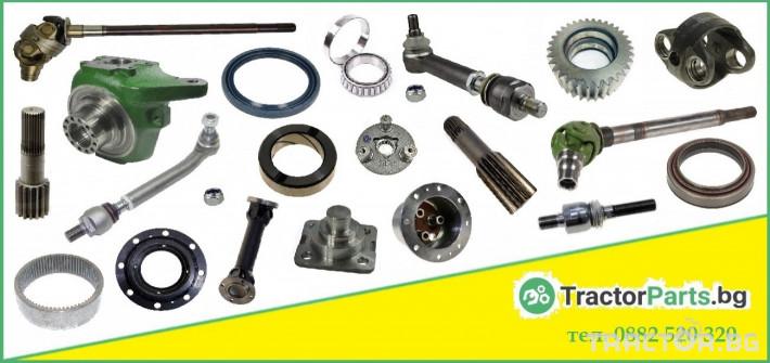 Други Гел за гуми, който предотвратява спуквания на гумите за селскостопанска и горска техника и индустриални машини 9 - Трактор БГ