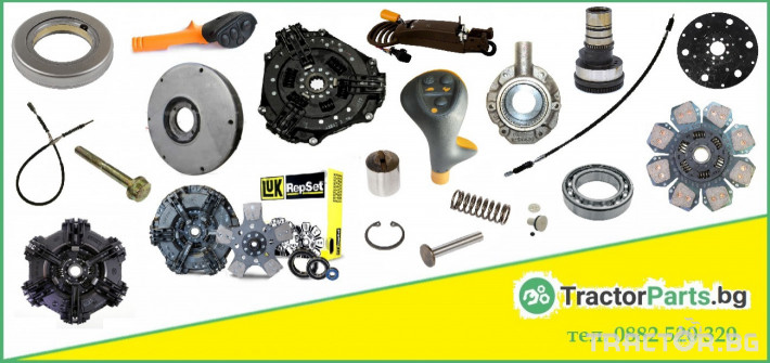 Други Гел за гуми, който предотвратява спуквания на гумите за селскостопанска и горска техника и индустриални машини 14 - Трактор БГ