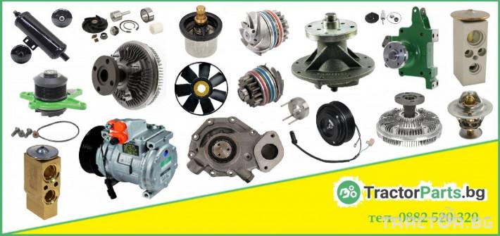 Други Гел за гуми, който предотвратява спуквания на гумите за селскостопанска и горска техника и индустриални машини 16 - Трактор БГ