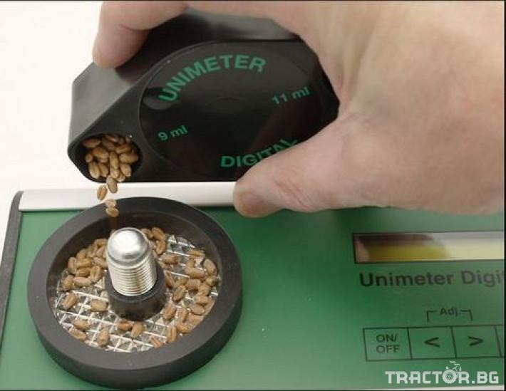 Инструменти Влагомер за зърно и семена Farmcomp 0 - Трактор БГ