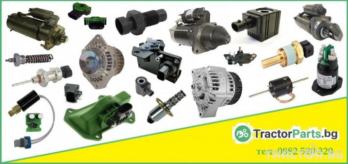 Части за трактори Гел за гуми, който предотвратява спуквания на гумите за селскостопанска и горска техника и индустриални машини 13 - Трактор БГ