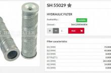 HIFI FILTER SH55029