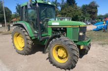 Трактор John Deere 6600 на части