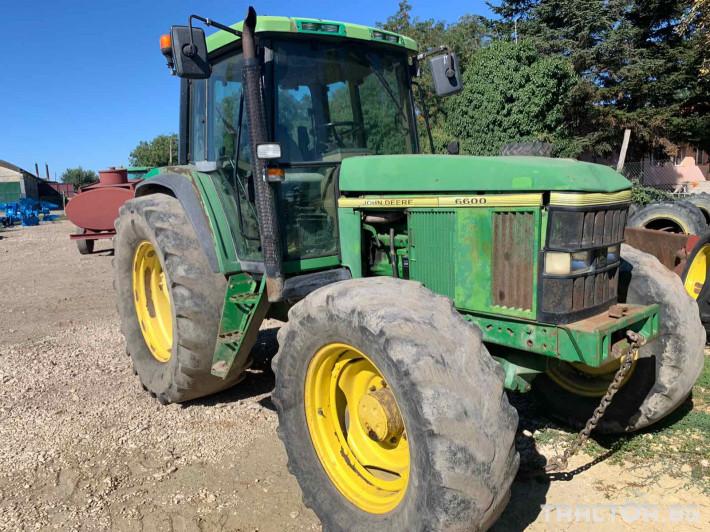 Части за трактори Трактор John Deere 6600 на части 0 - Трактор БГ