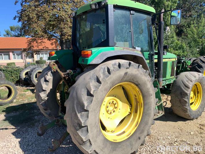 Части за трактори Трактор John Deere 6600 на части 2 - Трактор БГ