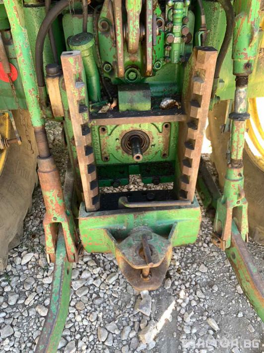 Части за трактори Трактор John Deere 6600 на части 4 - Трактор БГ