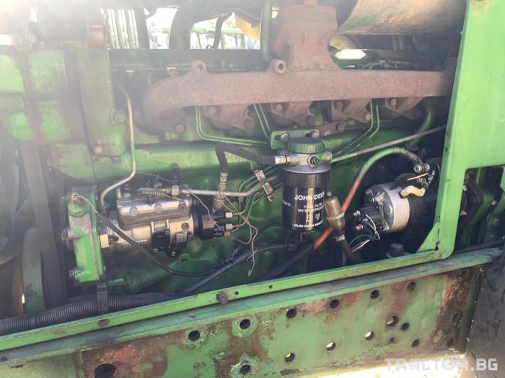 Части за трактори Трактор John Deere 6600 на части 5 - Трактор БГ