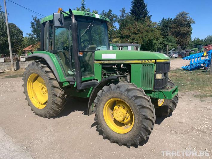 Части за трактори Трактор John Deere 6600 на части 6 - Трактор БГ