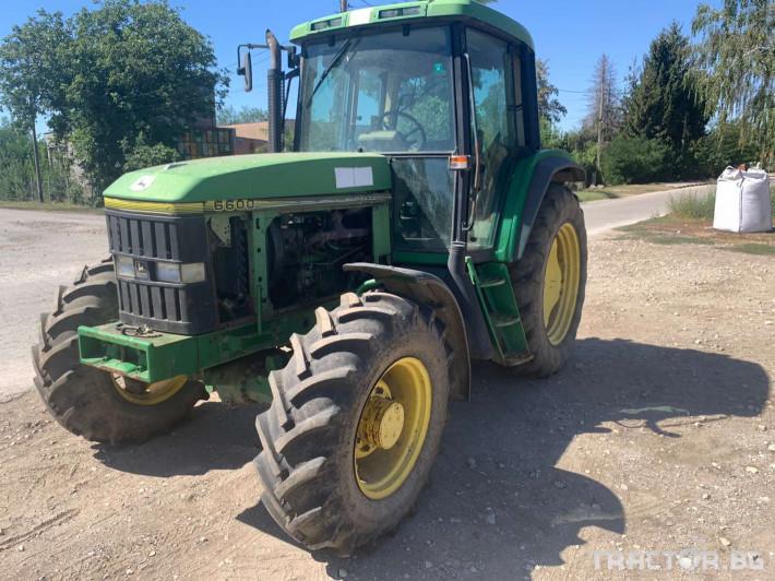 Части за трактори Трактор John Deere 6600 на части 7 - Трактор БГ