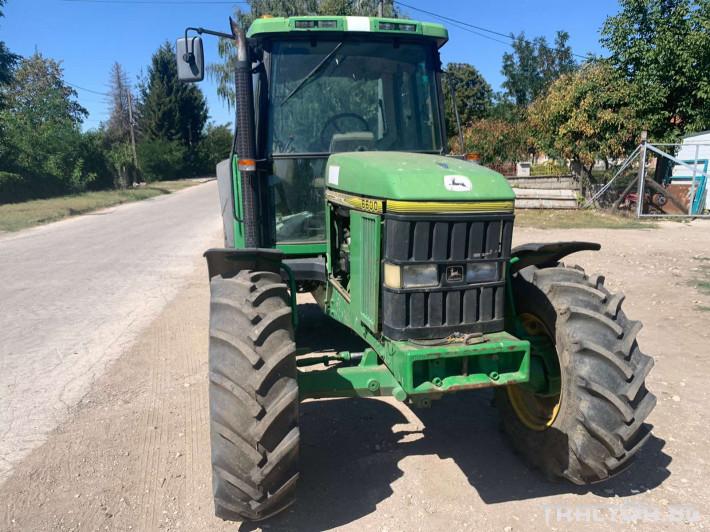Части за трактори Трактор John Deere 6600 на части 8 - Трактор БГ