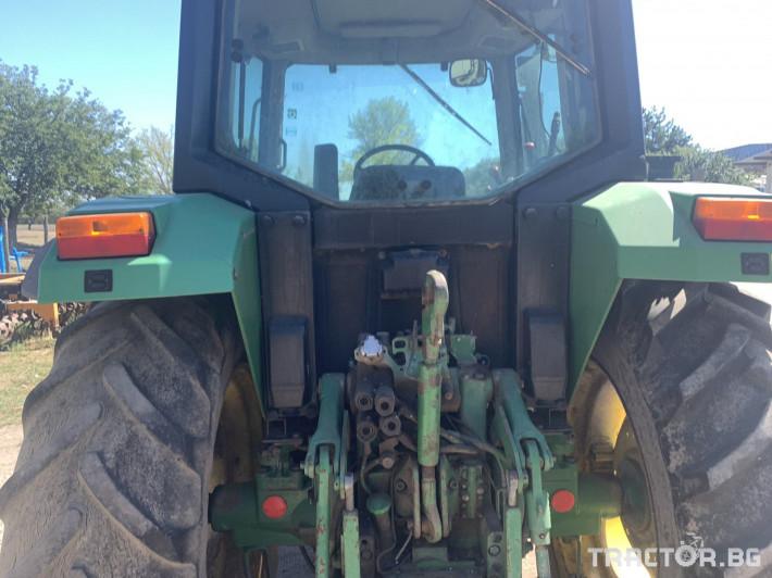 Части за трактори Трактор John Deere 6600 на части 9 - Трактор БГ