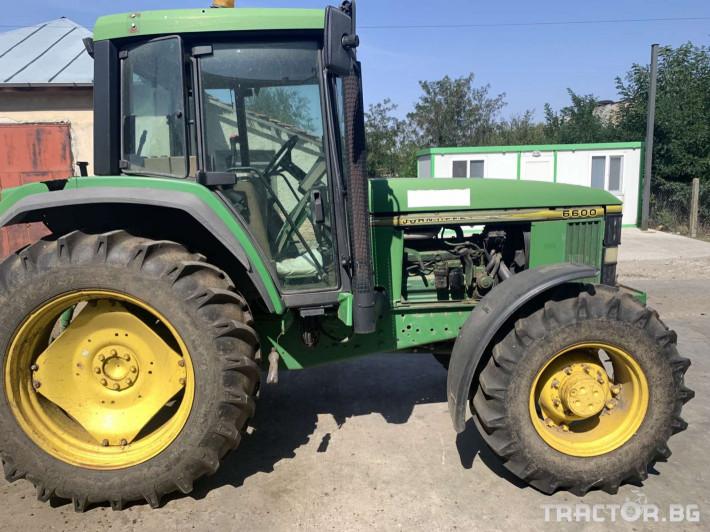 Части за трактори Трактор John Deere 6600 на части 10 - Трактор БГ