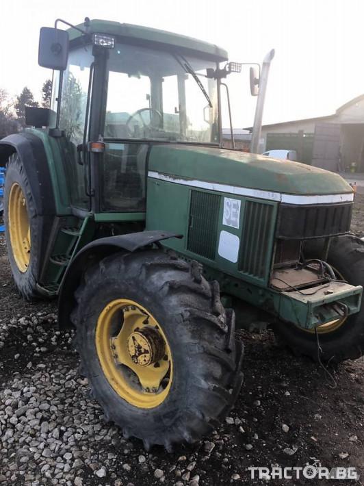 Части за трактори Трактор John Deere 6600 на части 11 - Трактор БГ
