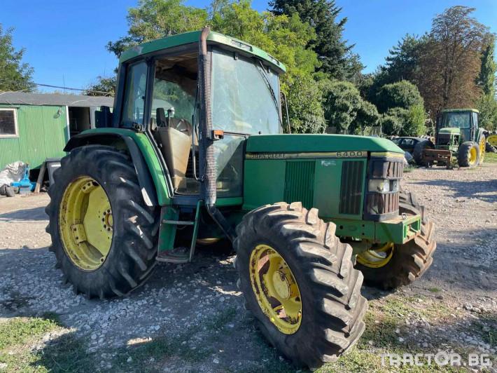 Части за трактори Трактор John Deere 6600 на части 14 - Трактор БГ