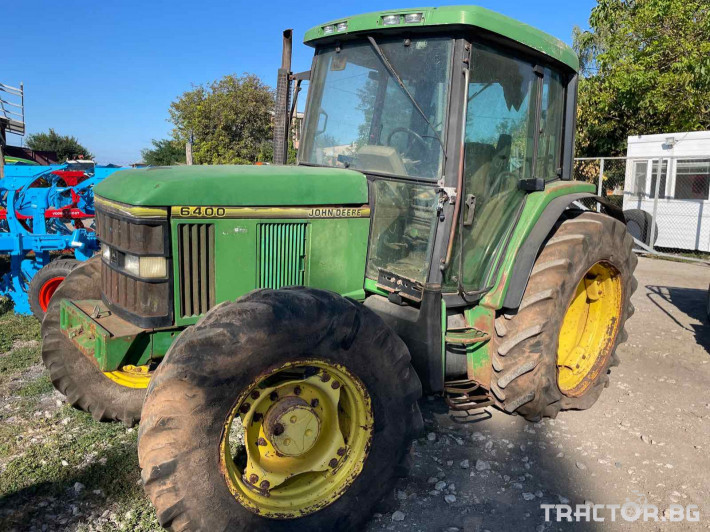Части за трактори Трактор John Deere 6600 на части 15 - Трактор БГ