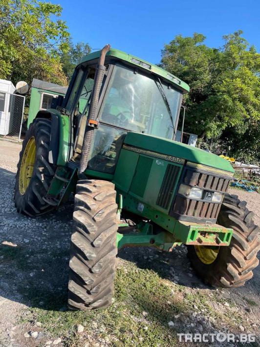Части за трактори Трактор John Deere 6600 на части 16 - Трактор БГ