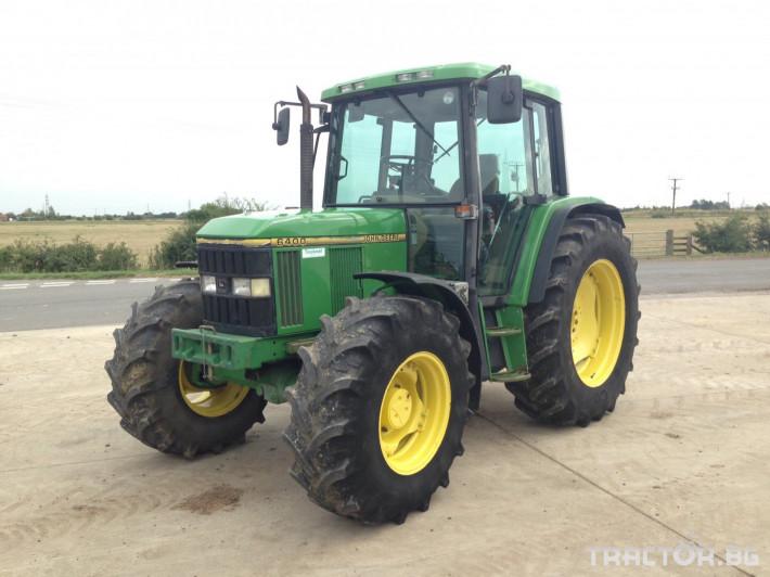 Части за трактори Трактор John Deere 6600 на части 18 - Трактор БГ