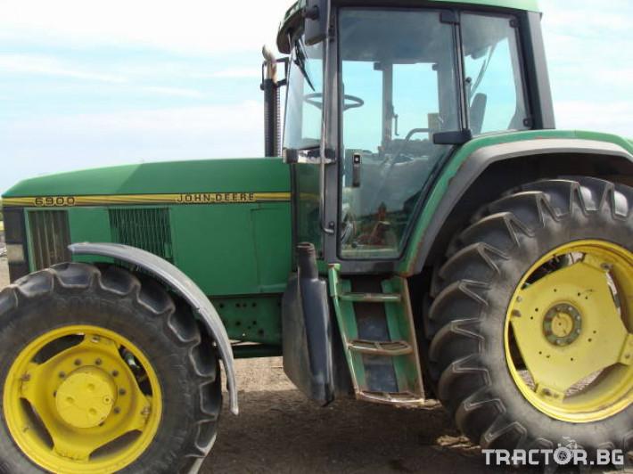 Части за трактори Трактор John Deere 6600 на части 19 - Трактор БГ