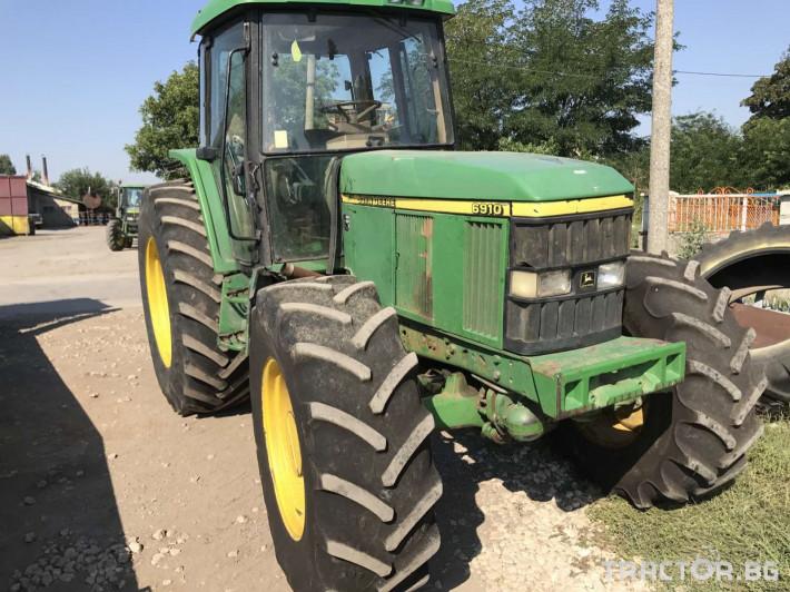 Части за трактори Трактор John Deere 6600 на части 20 - Трактор БГ