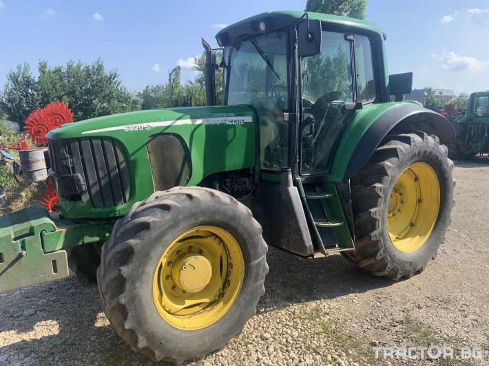 Части за трактори Трактор John Deere 6600 на части 21 - Трактор БГ
