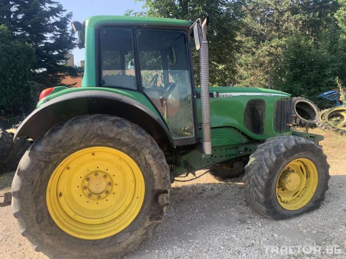 Части за трактори Трактор John Deere 6600 на части 22 - Трактор БГ