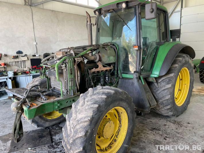 Части за трактори Трактор John Deere 6600 на части 24 - Трактор БГ