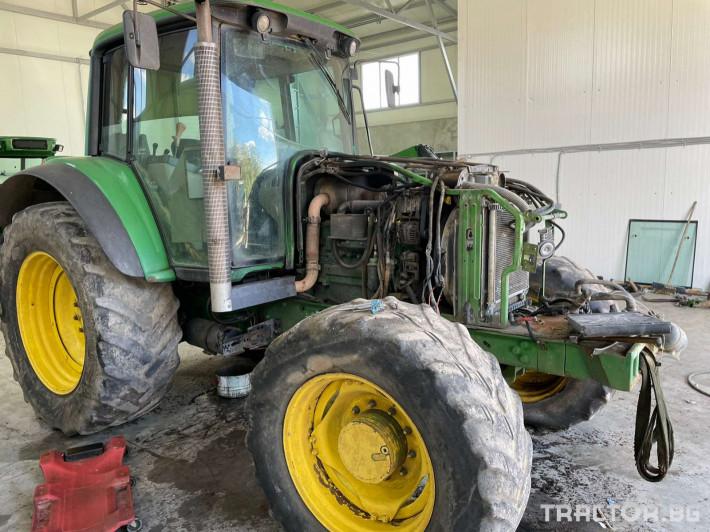 Части за трактори Трактор John Deere 6600 на части 25 - Трактор БГ