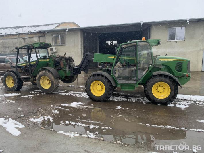 Части за трактори Трактор John Deere 6600 на части 26 - Трактор БГ
