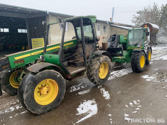 Части за трактори Трактор John Deere 6600 на части 27 - Трактор БГ