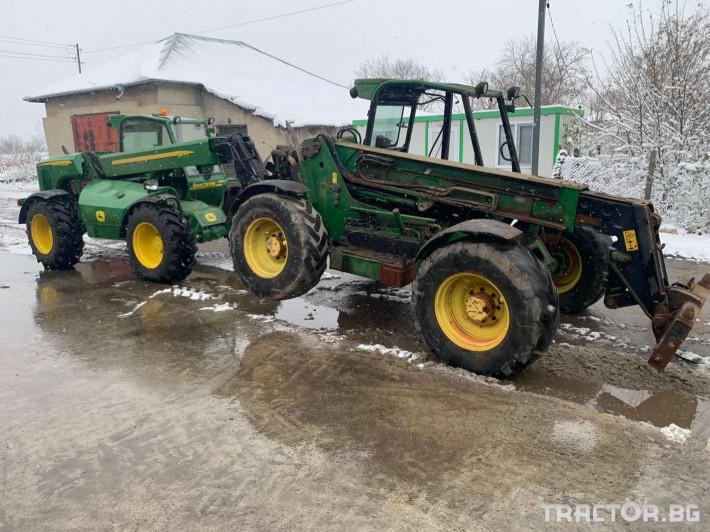 Части за трактори Трактор John Deere 6600 на части 28 - Трактор БГ