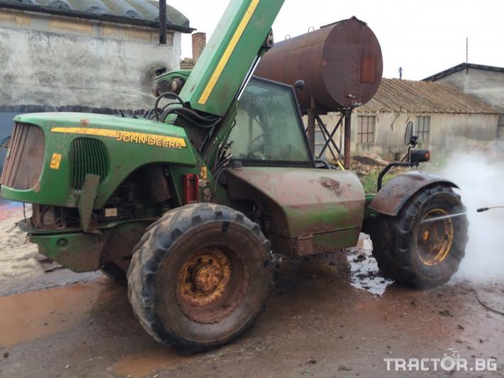 Части за трактори Трактор John Deere 6600 на части 29 - Трактор БГ