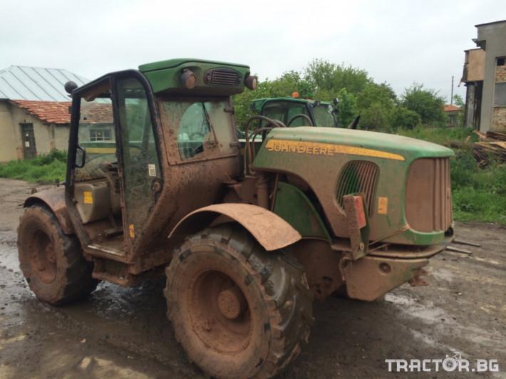 Части за трактори Трактор John Deere 6600 на части 30 - Трактор БГ