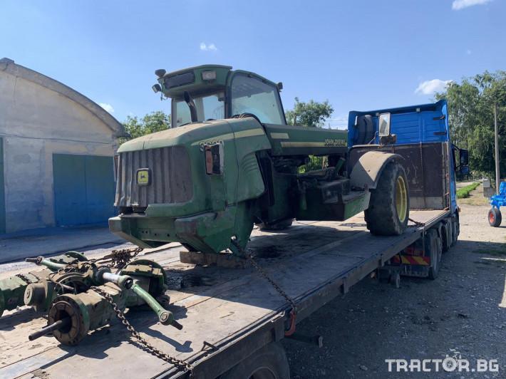 Части за трактори Трактор John Deere 6600 на части 33 - Трактор БГ
