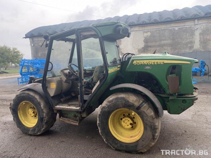 Части за трактори Трактор John Deere 6600 на части 34 - Трактор БГ