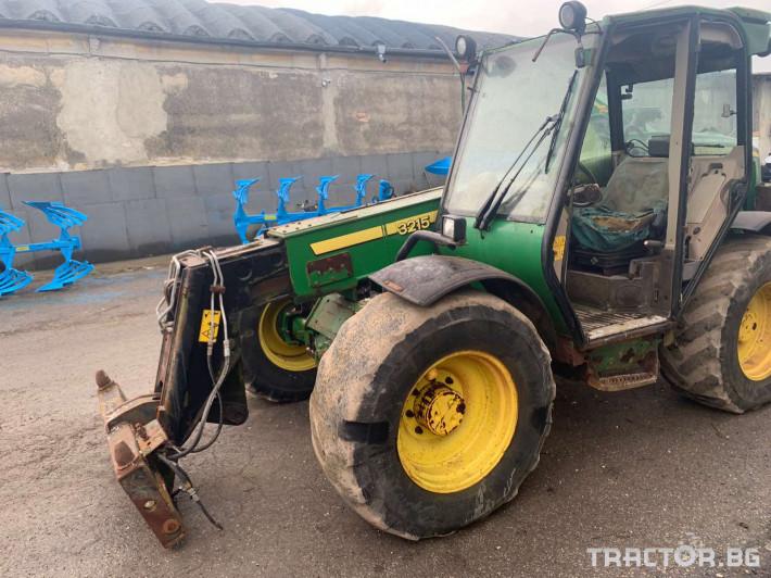 Части за трактори Трактор John Deere 6600 на части 35 - Трактор БГ