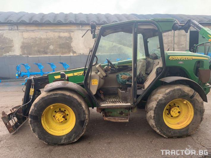 Части за трактори Трактор John Deere 6600 на части 36 - Трактор БГ