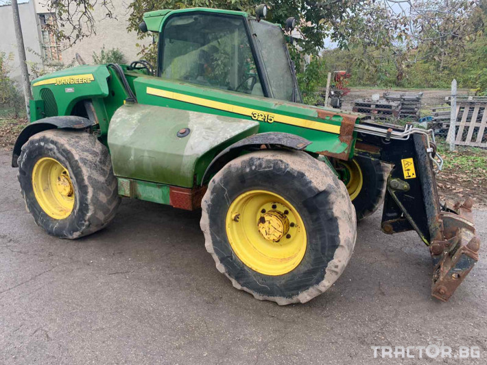 Части за трактори Трактор John Deere 6600 на части 37 - Трактор БГ
