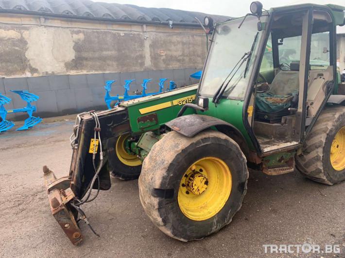 Части за трактори Трактор John Deere 6600 на части 38 - Трактор БГ