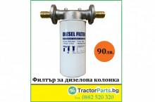 Филтър за дизелова колонка